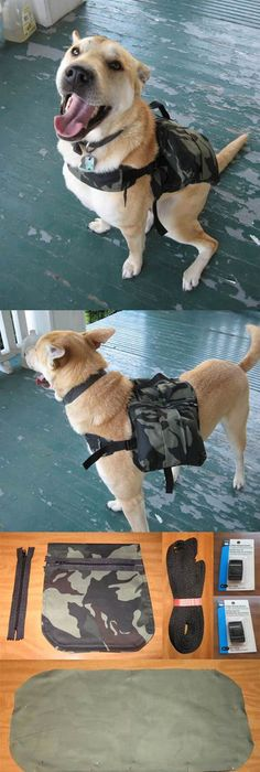 Diy self watering dog dish bowls water and easy diy dog hiking backpack great for dogs who need a job when on walks my doggy is delightful solutioingenieria Image collections
