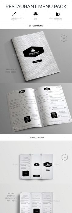Mexican Restaurant Menu Flyer  Food Menu Menu And Print Templates