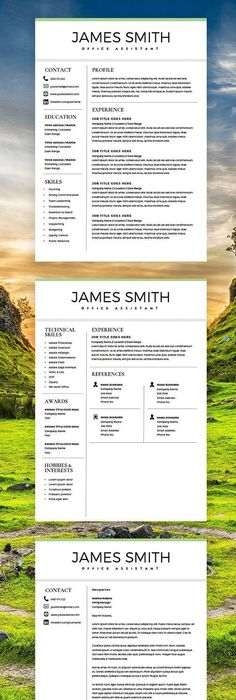 Resume For Marketing Resume For Sales  Resume For Word MacPc
