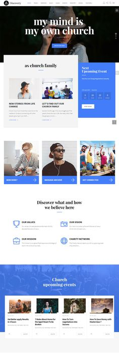 Olivia - WordPress Theme | WordPress Themes ♤ | Pinterest ...