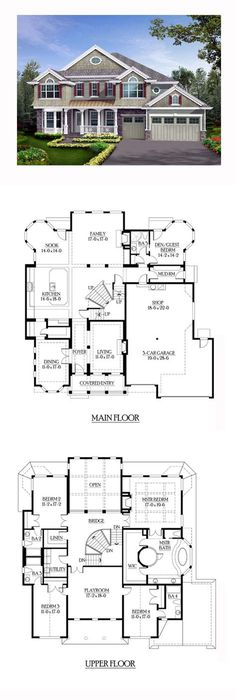 Sq feet bedroom villa design kerala home design floor plans plans with floor plans by accredited home designers styles include country house plans colonial victorian european and ranch blueprints for small malvernweather Image collections