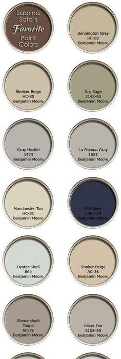 Brown Paint Color. Benjamin Moore Brown Paint Color. Shenandoah Taupe  Benjamin Moore. Pale Oak Benjamin Moore. Weimaraner Benjamin Moore. Via  Rhianu2026