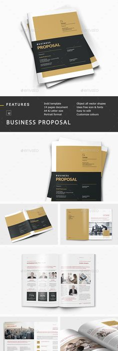 The Perfect Business Proposal Template How To Prepare A Business