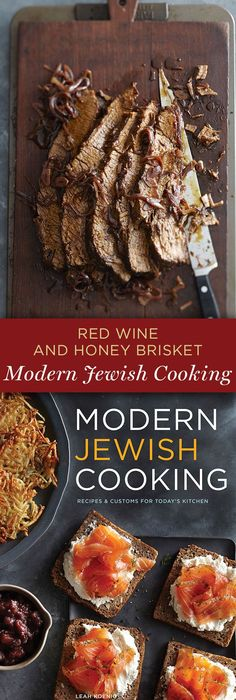 Cured gravlax 25 classic jewish foods everyone should learn to red wine honey brisket for hanukkah forumfinder Gallery