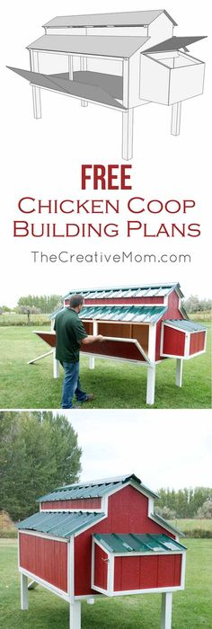 55+ DIY Chicken Coop Plans For Free Diy chicken coop plans, Diy - fresh blueprint for building a bench