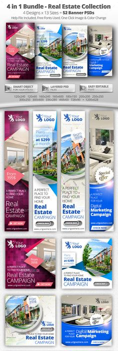 Real Estate Web  Facebook Banners  Facebook Banner Banners And Ads