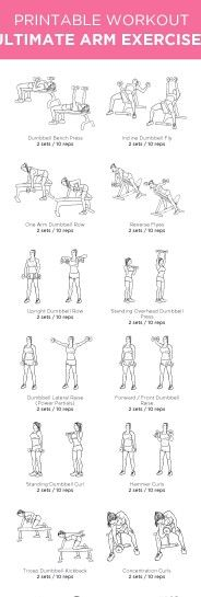 free printable workout log  pdf  from vertex42 com