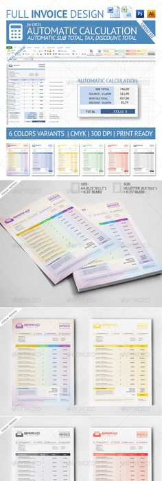 Simple Invoices Proposal templates, Template and Font logo