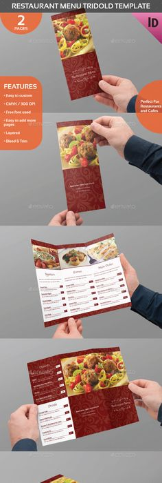 Mexican Food Flyer Menu Menu templates, Template and Food menu