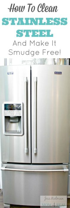 Remove A Scratch From A Stainless Steel Refrigerator Door