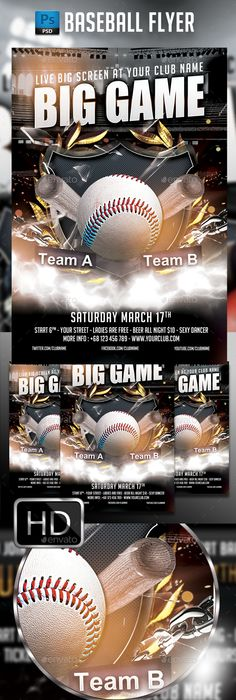 Image result for sport templates | Baseball and sports | Pinterest ...