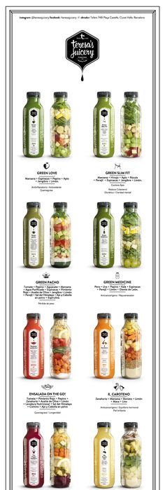 The 10 best-selling juices from the top juice brands Green juices - best of blueprint juice coffee cashew