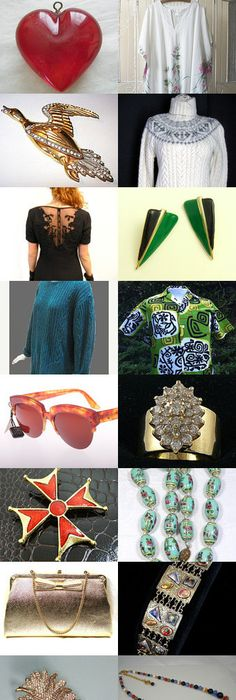 Thursday TeamLove Hot Flash by Wendy P on Etsy  Pinned with     January 18 TeamLove Hot Flash by Mary Higley on Etsy  Pinned with  TreasuryPin  Small BusinessesRuby