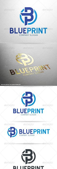 Hexa Connect - Hexagon Logo Hexagon logo, Logo design template and - fresh blueprint entertainment logo