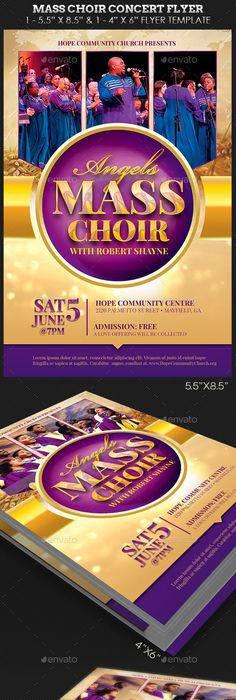 Colorful Night Flyer Template Flyer Pinterest Flyer Template