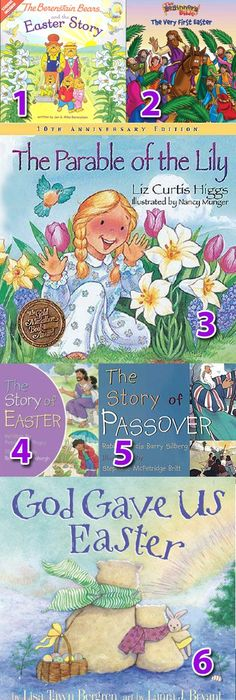 Whats on amelias bookshelf easter edition easter and babies christian easter books for kids hive resources negle Gallery