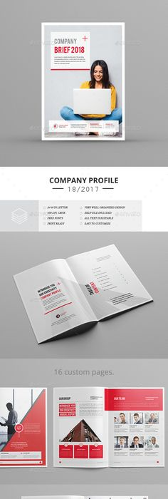 Multipurpose Bifold Brochure V  Brochures Brochure Template And
