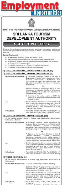 Sri Lankan Government Job Vacancies At Sri Lanka Savings Bank For