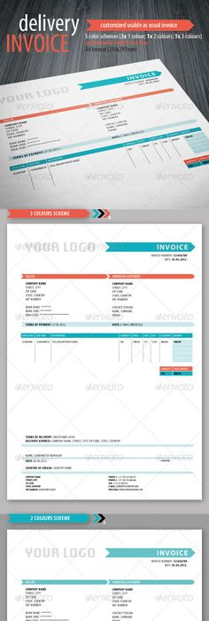 Free Fillable Invoice Form Free Invoice templates  Simple Ready - template