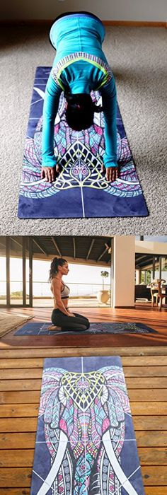 shop absorbent yeti washable inches shopping toxic lightweight for mat women deals eco friendly long mats non summer on yoga men towel and highly slip