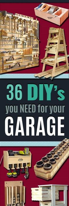 Small workshop storage solutions workshop storage storage and 36 diy ideas you need for your garage solutioingenieria Image collections