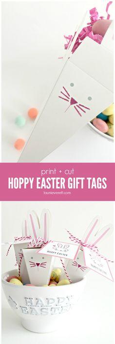Print cut hoppy easter gift tags classroom treats hoppy easter download these free print cut hoppy easter gift tags negle Images