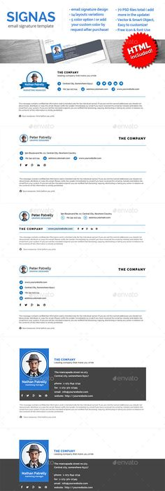 Best Email Signature Design Case Studies With Tips On How To