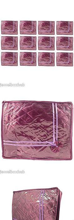 Storage Bags and Preservation 175631 12 Pcs Purple 2 Inch Saree Shirt Bedsheet Garment Cover  sc 1 st  Pinterest & Storage Bags and Preservation 175631: 12 Pcs Purple Frill Saree ...
