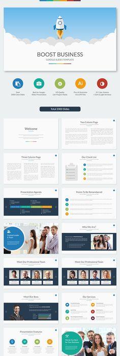 Material Slides Google Slides Template  Template Presentation