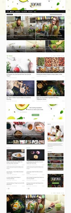 Recipe blog is a perfect responsive wordpress theme for food recipe blog is a perfect responsive wordpress theme for food recipe blog and magazines website download now httpsthemeforestitemcook r forumfinder Image collections