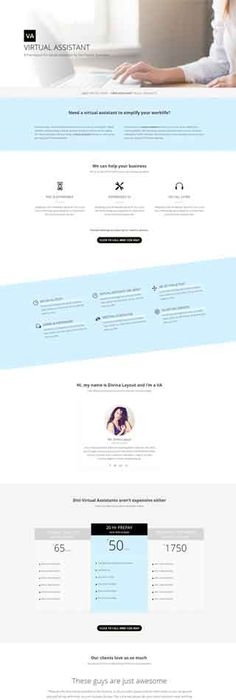 Biz Consultant (Free Layout Pack | Layouts