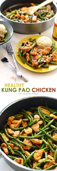 Get your free thrive market cookbook pdf full of delicious healthy make this healthy kung pao chicken with just 8 simple ingredients for asian dinner recipesclean eating forumfinder Choice Image