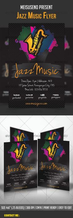 Futuristic Urban Style Music Event Poster  Flyer Template