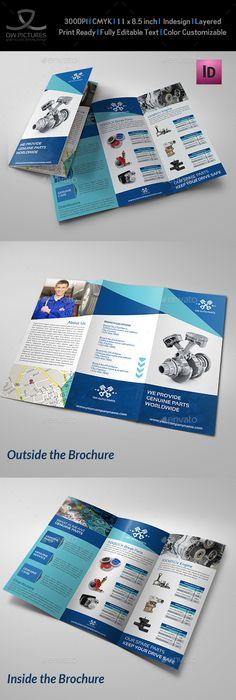 College  University Tri Fold Brochure Template school Pinterest