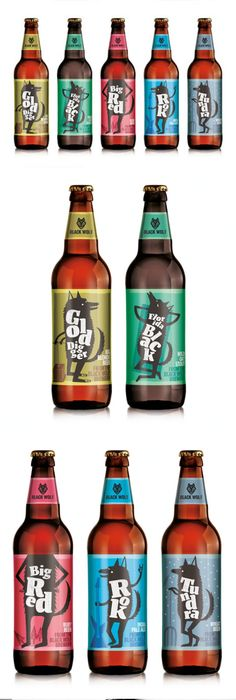 Incredible Uk Craft Beer Label Designs  Digital Arts