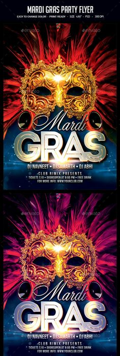 Caribbean Party Flyer Template  Nice Ad    Caribbean