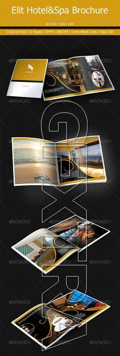UNIQUE HOTEL BROCHURE. Get it customized as per your needs in only ...