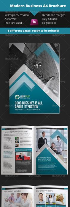 Best Brochure Design For Your Business By Innovative Design Via