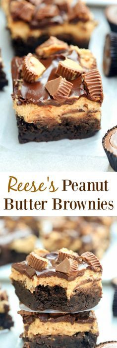 reese\'s peanut butter brownie cupcakes