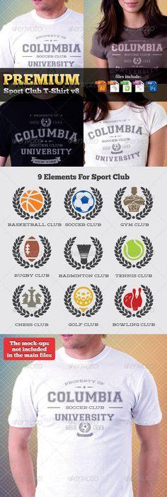 Football Badge Logo Template DesignSoccer TeamVector