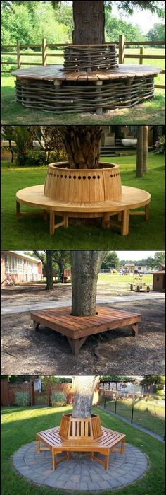 Wood Bench, Wood Bench Diy, Wood Bench Ideas, Wood Bench Outdoor, Wood