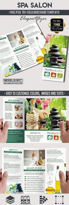 111 Best Free Brochure Templates Images On Pinterest Free