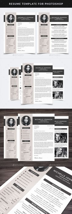 Resume Template  Creative Resume Templates Professional Resume