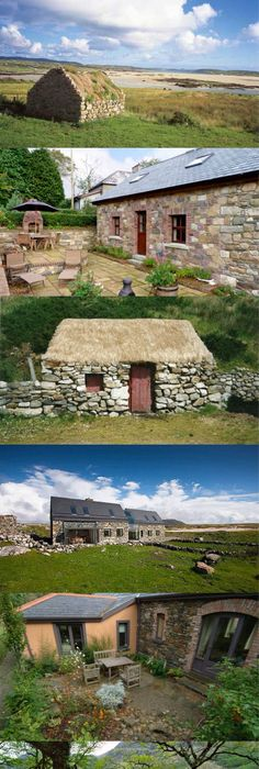 the irish cottage can have greater appeal when combined with