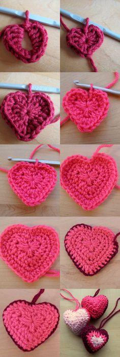 Crochet #Flower with charts. Astoundingly beautiful! | Crochet ...