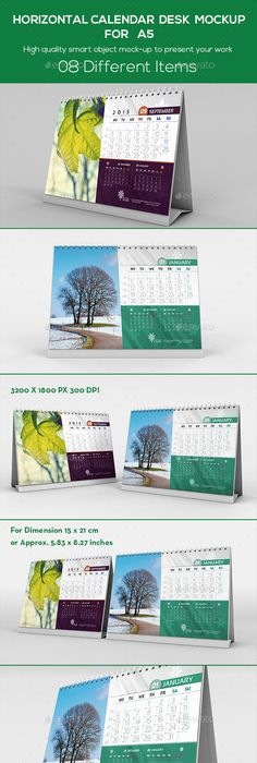 2017 Desktop Calendar Template Desktop Calendar Template And