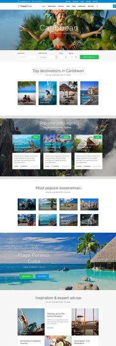 Tour  Travel Website Template   HttpWwwRichwaymatCom
