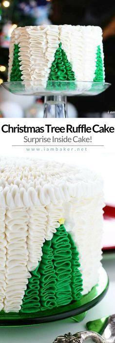Mini Christmas Cake Recipies