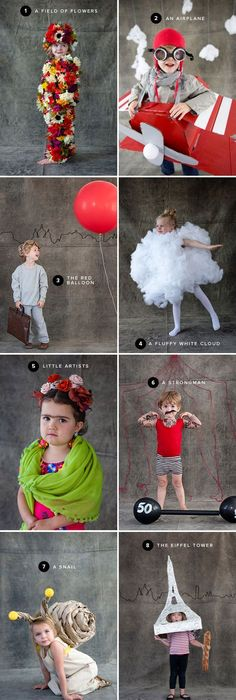 Pictures Of Kids Halloween Costumes