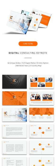 Zargun - Creative Powerpoint Template Creative powerpoint - consulting presentation templates